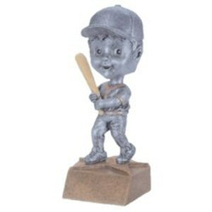 Girls Softball Bobble Head Trophy
