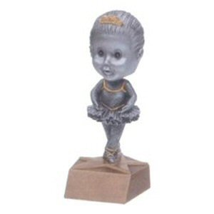 Girls Dance Bobble Head Trophy