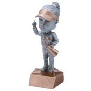 Team Mom Bobble Head Trophy