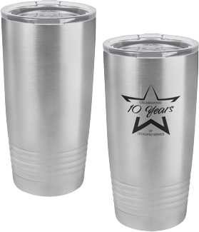 Stainless Steel Polar Tumbler