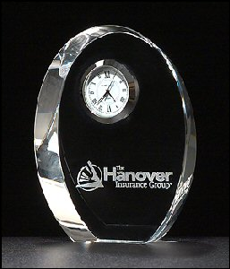 Optical Crystal Clock Award