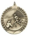 Economy Wreath Medal - Football