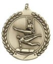Economy Wreath Medal - Male Gymnastics