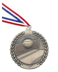 Budget Volleyball Medal