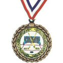 Hockey Award Medals