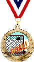 Hockey Motion Medal