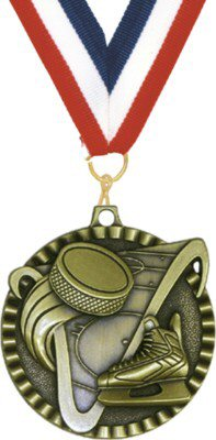 Value Hockey Medal