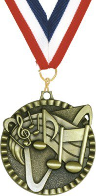Value Music Medal