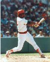 Jim Rice Action Photo