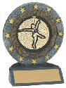 All Star Baton Twirler Resin Award