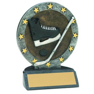 All Star Hockey Resin Award