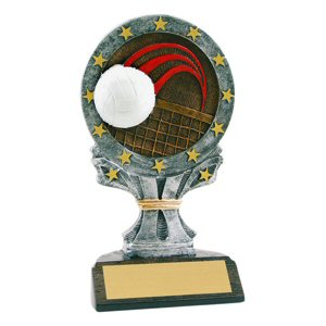 All Star Volleyball Resin Trophy