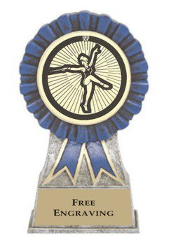 Blue Ribbon Baton Twirling Award