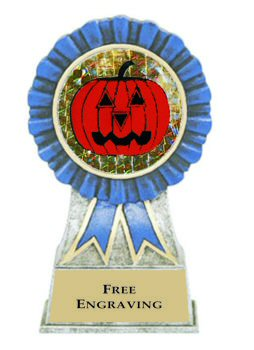 Blue Ribbon Halloween Award