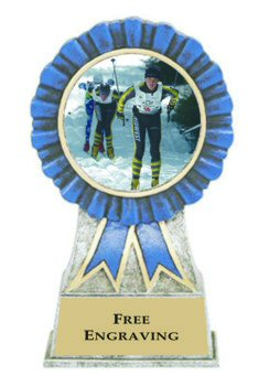 Blue Ribbon Cross Country Skiing Award