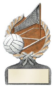 Centurion Volleyball Theme Award