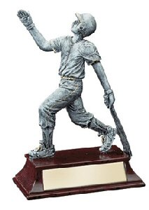 Elite Baseball Batter Statue Male or Female