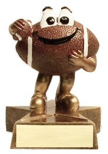 Little Buddy Football Trophy