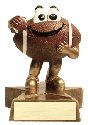 Little Buddy Trophy - Football