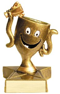 Little Buddy Winner's Cup Trophy