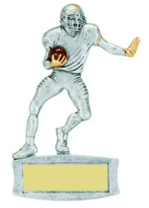 Football Magnetic Resin Trophy