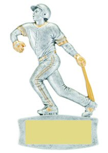 Baseball Magnetic Resin Trophy