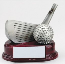 Closest to the Pin Resin Award