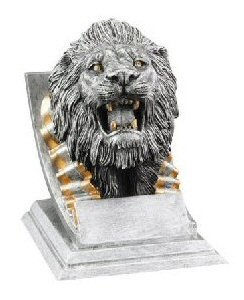 Lion Spirit Mascot Award