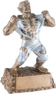 Monster Victory Statue Trophy