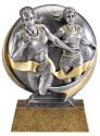 Motion Xtreme Female Runners Resin Trophy