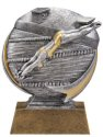 Motion Xtreme Female Swimmer Resin Trophy