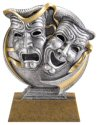 Motion Xtreme Drama Resin Trophy