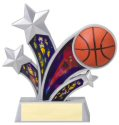 Rising Stars Basketball Trophy