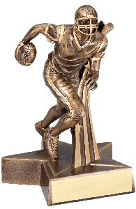 Football Superstar Trophy