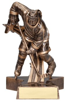 Female Hockey Forward Superstar Trophy