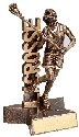 Lacrosse Female Superstar Trophy