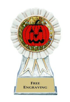 White Ribbon Halloween Award