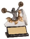 Xploding Cheerleading Resin Trophy