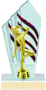 Diamondback Dance Trophy
