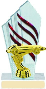 Diamondback Pinewood Derby Trophy