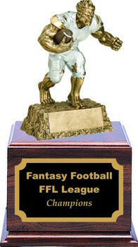Fantasy Football Monster Perpetual Trophy