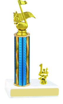 Prism Music Trophy with Trim