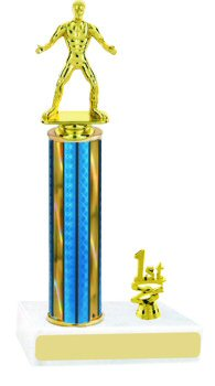 Prism Wrestling Trophy with Trim
