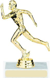 Runner on a Base Trophy