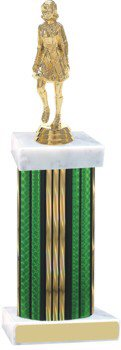 Prism Wide Column Irish Feis Trophy